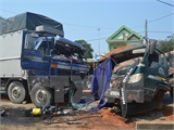 Cả nước xảy ra 28 vụ tai nạn giao thông trong ngày nghỉ lễ đầu tiên