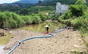 Sơn Động: Vùng cao đang... khát nước