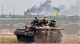 Đông Ukraine lại 'nóng', 5 binh sỹ chính phủ thiệt mạng