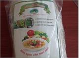 Xây dựng thương hiệu miến dong Sơn Động