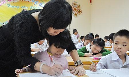 Điểm 'cộng và trừ' từ cái nhìn của giáo viên