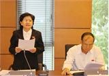 Đoàn Bắc Giang đóng góp sôi nổi về Điều 60 Luật Bảo hiểm xã hội năm 2014
