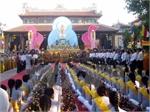 Chủ tịch Mặt trận Tổ quốc Việt Nam gửi thư chúc mừng dịp Đại lễ Phật đản