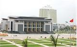 Trung tâm hội nghị tỉnh Bắc Giang đạt giải thưởng Công trình chất lượng cao năm 2015