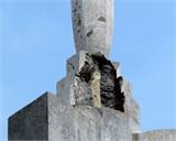 Quảng Ninh làm hệ thống thu lôi cho tượng đài 25 tỷ đồng