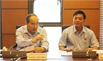 Quốc hội  thảo luận ở tổ về Bộ Luật Tố tụng dân sự (sửa đổi)