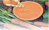 Những lợi ích bất ngờ của nước ép cà rốt