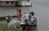 Thấy thi thể hai mẹ con vụ tai nạn đường thủy nghiêm trọng trên sông Hậu