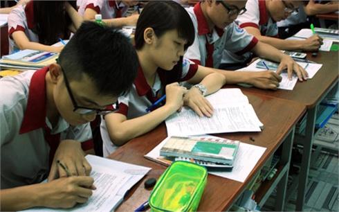 Bộ GD-ĐT hướng dẫn việc điều chỉnh thông tin trong phiếu ĐKDT