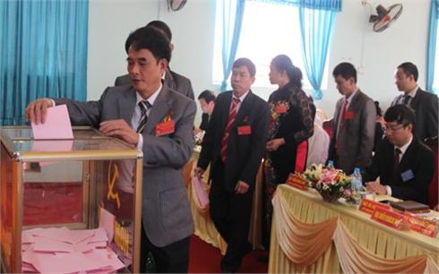Công tác nhân sự Đại hội Đảng bộ huyện Lạng Giang: Công khai, dân chủ,  đúng quy trình