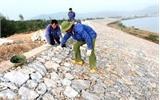 Bắc Giang: Hoàn thành dự án tu bổ đê trước kế hoạch