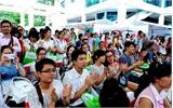 Tưng bừng 'Ngày hội tình nguyện toàn cầu'