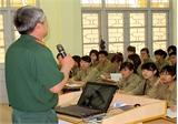 Phê duyệt đề án Ứng dụng CNTT trong hoạt động giáo dục quốc phòng và an ninh