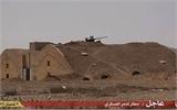 Syria không kích dữ dội thành phố Palmyra mà IS chiếm đóng