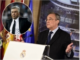 Real Madrid sa thải HLV Ancelotti