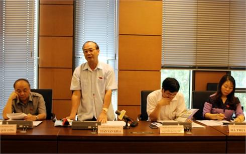 Đại biểu Quốc hội tập trung thảo luận về sản xuất nông nghiệp