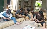Đào tạo nghề mộc cho lao động nông thôn
