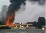 Cháy lớn tại nhà dưỡng lão Trung Quốc, 38 người chết