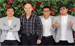 Phan Đinh Tùng tái hợp MTV trong liveshow 15 năm ca hát
