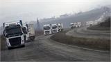 Nga đưa đoàn xe nhân đạo thứ 28 sang Đông Ukraine
