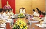 Ban Thường vụ Tỉnh uỷ duyệt dự thảo Báo cáo chính trị Đại hội Đảng bộ huyện Sơn Động
