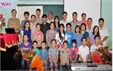 Trung tâm Nghệ thuật Việt: Thắp sáng đam mê tuổi thần tiên