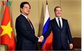 Nga ủng hộ giải quyết tranh chấp tại Biển Đông bằng biện pháp hòa bình