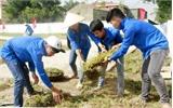 Bắc Giang: Ra quân Chiến dịch Thanh niên tình nguyện hè năm 2015