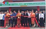 Chủ tịch nước dự lễ khánh thành Sân bay quốc tế Attapeu - Lào