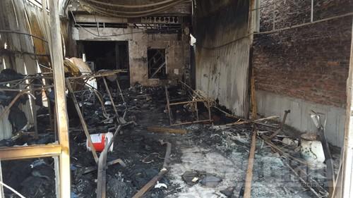 Một người tử vong do cháy nhà
