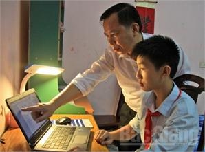 Nhà giáo Ưu tú Lưu Hải An: Gia đình luôn là điểm tựa