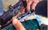 Cẩn thận cháy nổ smartphone mùa nắng nóng