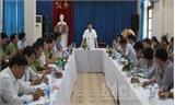 Bắc Giang: Đẩy mạnh xúc tiến thương mại; kiểm soát chặt chẽ thị trường