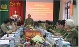 Họp báo tuyên truyền kỷ niệm 70 năm ngày truyền thống Công an nhân dân