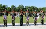 Quân đoàn 2: Hội thi phòng cháy, chữa cháy - cứu hộ, cứu nạn