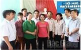 Đoàn ĐBQH tỉnh Bắc Giang tiếp xúc cử tri huyện Yên Thế