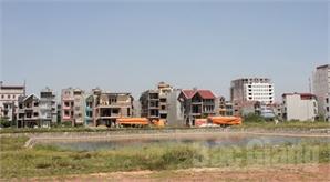 Đẩy nhanh tiến độ đầu tư các khu dân cư, khu đô thị mới