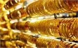 Giá vàng giảm tiếp, mất mốc 34,40 triệu đồng/lượng