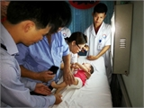 Hỗ trợ phẫu thuật cho 83 trẻ dị tật bẩm sinh