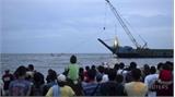 Chìm tàu tại Philippines: 41 người thiệt mạng, tạm ngừng tìm kiếm