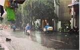 Chiều tối và đêm nay, Bắc Bộ mưa rào và dông, cảnh báo lốc xoáy