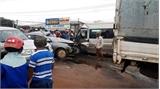 Gia Lai: Tai nạn nghiêm trọng, 6 người thương vong