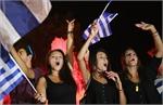 Cử tri Hy Lạp nói 'Không' trong cuộc trưng cầu dân ý lịch sử