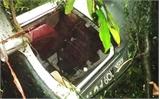 Trực thăng rơi ở Philippines, 8 người thương vong