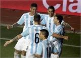 Vuột ngôi vô địch Copa, Argentina vẫn lên số 1 thế giới