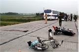 Tai nạn giao thông trên tỉnh lộ 293, một người tử vong