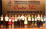 Sân khấu kịch nói chuyên nghiệp 2015 trao 5 huy chương vàng