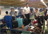 Bắt nhân viên sân bay Nội Bài nhiều lần móc vali trộm tài sản
