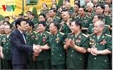 Chủ tịch nước gặp mặt cựu chiến binh Sư đoàn 313, 314