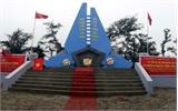 Khánh thành bia tưởng niệm các liệt sĩ hy sinh khi tiếp tế cho đảo Cồn Cỏ
